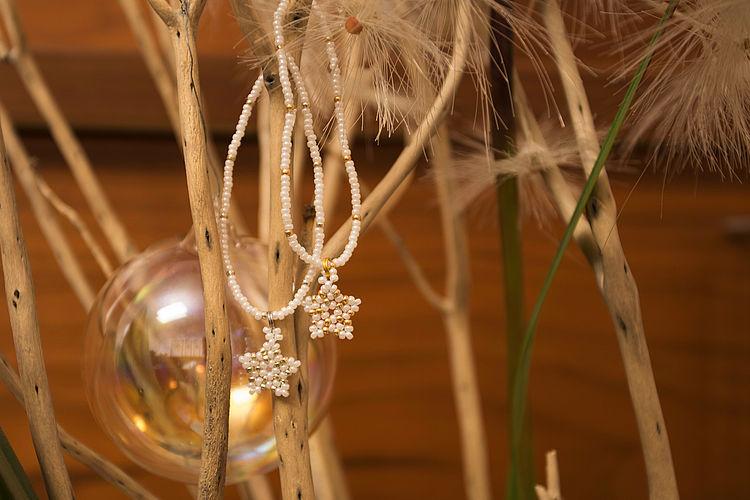 weihnachts schmuck basteln aus perlen jeder kann mitmachen. Black Bedroom Furniture Sets. Home Design Ideas